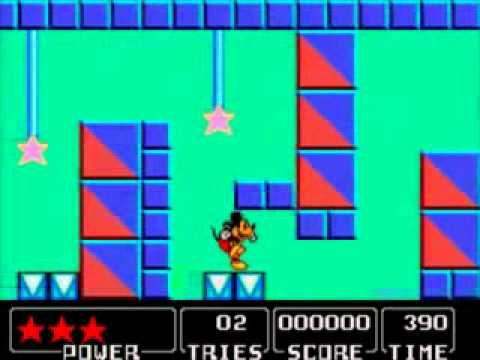 Castle of Illusion starring Mickey Mouse Game Gear