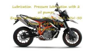10. KTM 990 Supermoto R Tech Specs