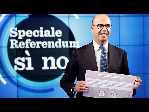 Δημοψήφισμα στην Ιταλία: Τα επιχειρήματα του «όχι»