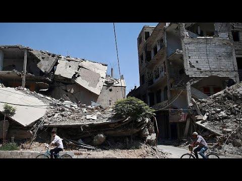 Συρία: Ρωσική στρατιωτική αστυνομία στην Γκούτα