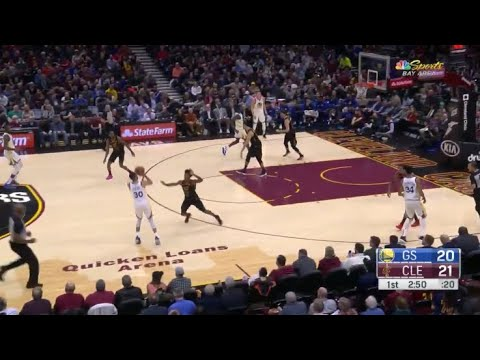 Steph Curry LOSING HIS MIND, Greatest Shooter Goes Crazy! Warriors vs Cavaliers