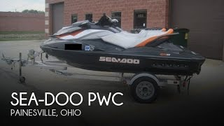 7. [SOLD] Used 2011 Sea-Doo (2) GTI 155 SE (Pair) in Painesville, Ohio