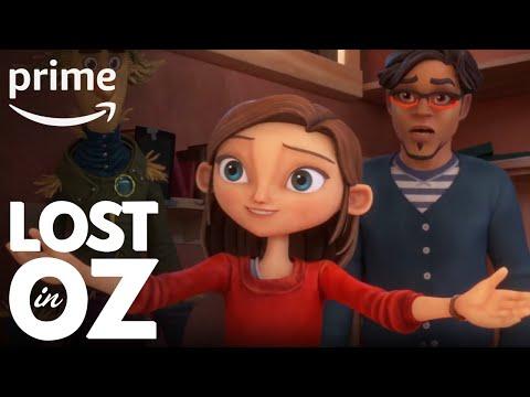 Lost in Oz - Featurette: Periodic Table S.T.E.M   Prime Video Kids