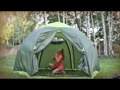 Хорошая такая палаточка
