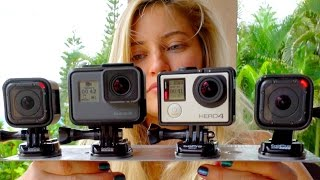 Video Which one is better? GoPro Comparison! | iJustine MP3, 3GP, MP4, WEBM, AVI, FLV Oktober 2018