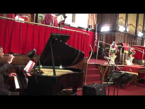 Chris Fleischer, Piano- Guide Me, O Thou Great Jehovah(CWM Rhondda)