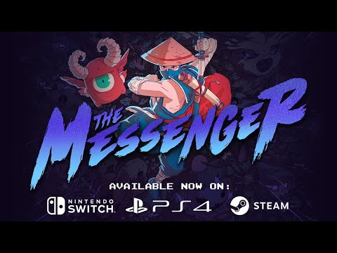 The Messenger - Release Date Trailer (видео)
