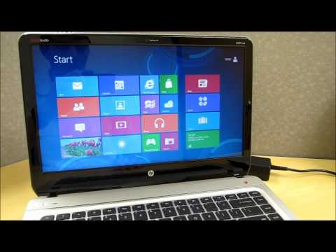 HP ENVY m4 Review with Windows 8 (October 2012 HP Release)