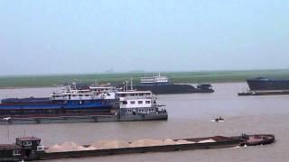 Yueyang China  city images : Yangtze River, Yueyang, China, May 5 2011