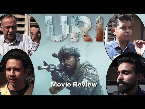 Public Review Of Movie URI | First Day First Show | Honest Reaction | Fans Go crazy
