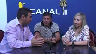 COBERTURA ESPECIAL DE CANAL 11 DE LA CUMBRE: ESPECTACULAR NOCHE DE ARTE EN LA CUMBRE