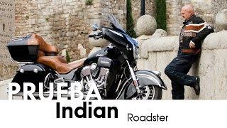 9. Indian Roadmaster 2015 - videoprueba - español - 2015