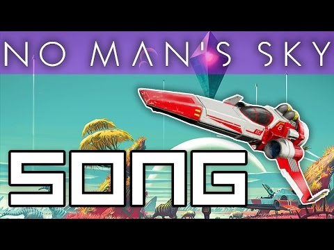"No Man's Sky Song ""Blasting Off"" by Tryhardninja"