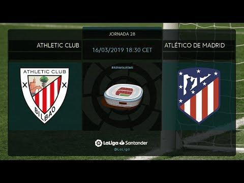 Calentamiento Athletic Club vs Atlético de Madrid - Thời lượng: 38 phút.