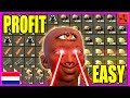 RICHEST Sulfur Raid?! - Raiding a BUNKER base for MEGA PROFIT (Rust Raids Gameplay 2018)