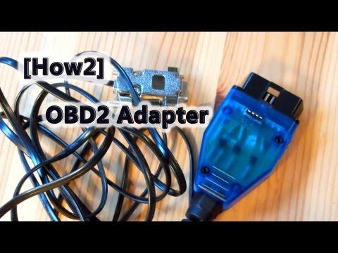 [How2] OBD2 Adapter - selbst gebaut!