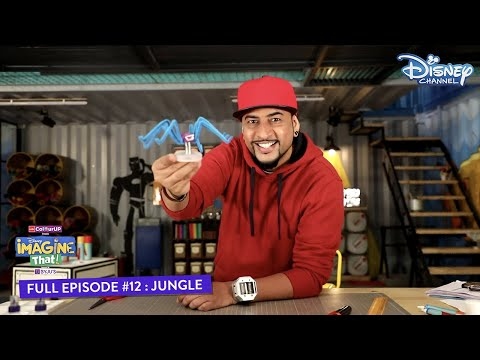Disney Imagine That | Episode 12 | Jungle | Hindi | Disney Channel