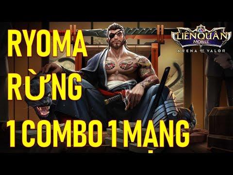 Huyền thoại Ryoma 1combo 1 mạng trở lại - Ryoma đi rừng mùa 10 - Thời lượng: 12:26.