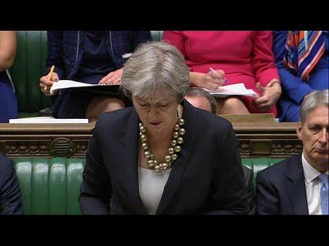 Brexit: May verteidigt Kurs im Parlament