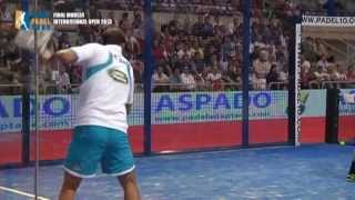 Best Rallies and Spectacular Points, Final Padel Tournament WPT Murcia 2013