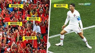 Video Momen Ketika Cristiano Ronaldo Membungkam Nyanyian 'Messi' - Balas Dendam Ronaldo MP3, 3GP, MP4, WEBM, AVI, FLV Desember 2018