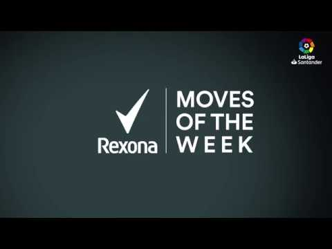 Rexona's moves of the week