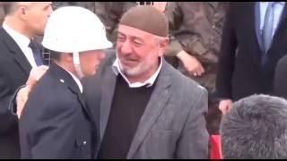 ŞEHİDİN DEDESİ  ' 'AĞLAMA ÜZÜLME DÜŞMANI SEVİNDİRME OĞLUM ' '  !!