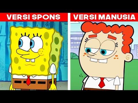 5 Penampakan SpongeBob yang ada didalam Kartun Lain | #spongebobpedia - 21
