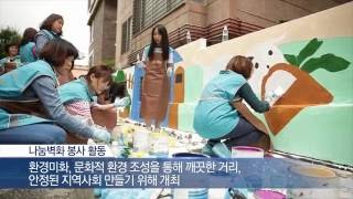 '서울아산병원과 함께하는 나눔 벽화 활동' 펼쳐 미리보기
