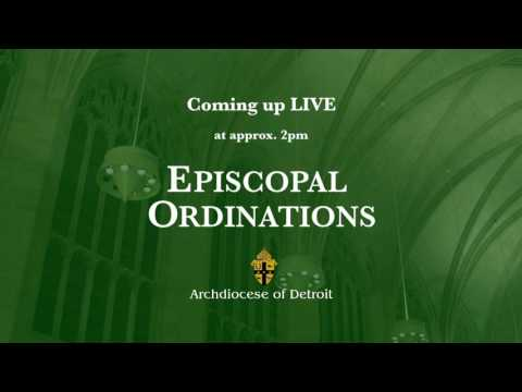 Episcopal Ordination of Auxiliary Bishops Gerard W. Battersby and Robert J. Fisher
