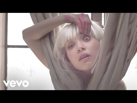 sia - chandelier ( video ufficiale )