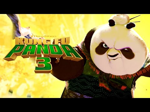 Kung Fu Panda 3 (Viral Clip 'Po Teaches Grandma Panda')