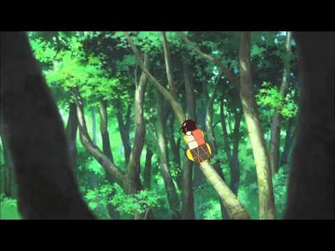 Трейлер Ученик чудовища / Bakemono no ko