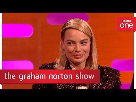 Margot Robbie used to be a brat - The Graham Norton Show - BBC One
