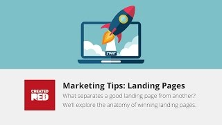 Our latest marketing tips video is out! In this video, we're going to learn all about what goes into a winning landing page and how you can transform your conversions by including these 5 key points on your landing pages.