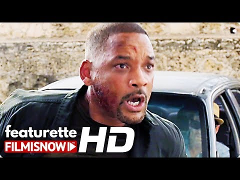 """GEMINI MAN Featurette """"Ang Lee"""" 