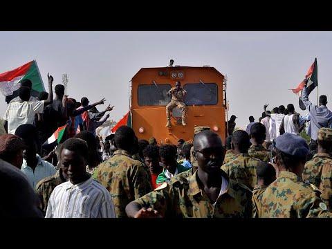 Sudan: Das Militär gibt dem Druck der Straße nach - Ü ...