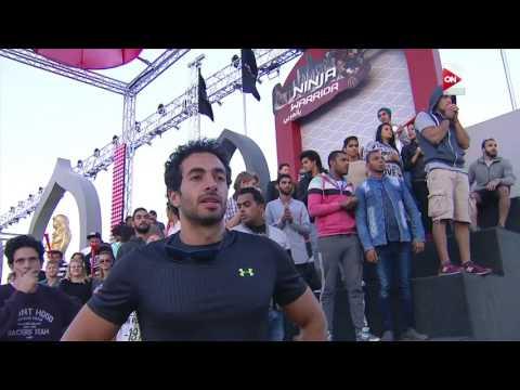 محمد كمال يكشف كواليس إصابته في Ninja Warrior بالعربي