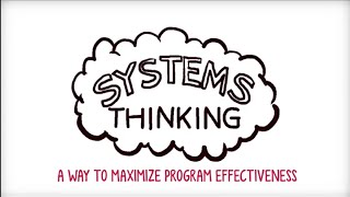 Systems Thinking and Evaluation