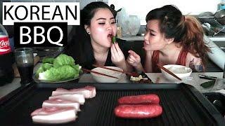 KOREAN BBQ | MUKBANG | EATING SHOW