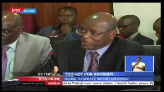 House Chair Wants EACC Chair Philip Kinisu Removed