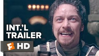 Victor Frankenstein Official International Trailer  1  2015    James Mcavoy Movie Hd