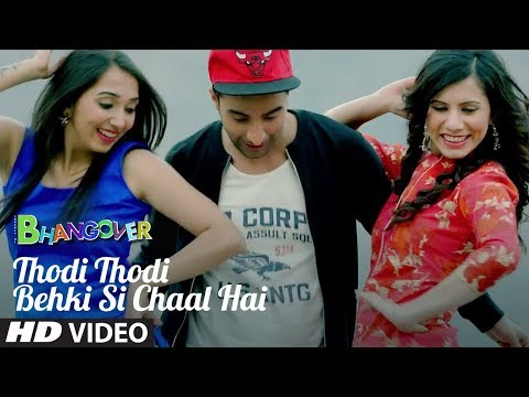 Thodi Thodi Behki Si Chaal Hai Video Song | Journe