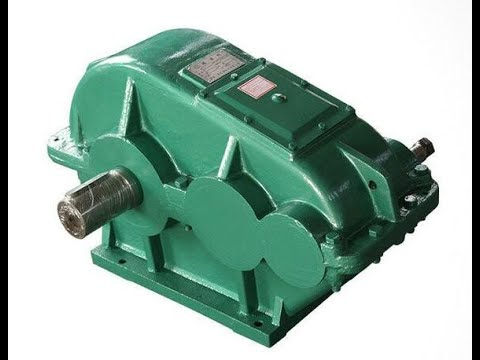 shaft mounted speed reducer | ZQ series soft gear face cyclindrical reducer