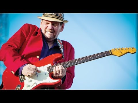 Tribute to Ronnie Earl – blues guitar legend
