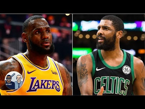 Video: Kyrie Irving, LeBron James both battling speculation as NBA playoffs approach | Jalen & Jacoby
