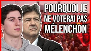 Video POURQUOI JE NE VOTERAI PAS MÉLENCHON MP3, 3GP, MP4, WEBM, AVI, FLV Mei 2017