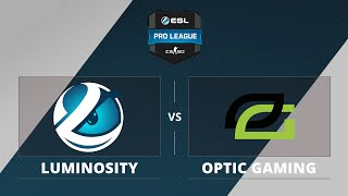OpTic vs Luminosity, game 2