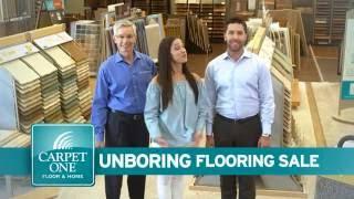 Unboring Flooring Sale