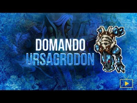DOMANDO URSAGRODON E PERDENDO 1,5KK